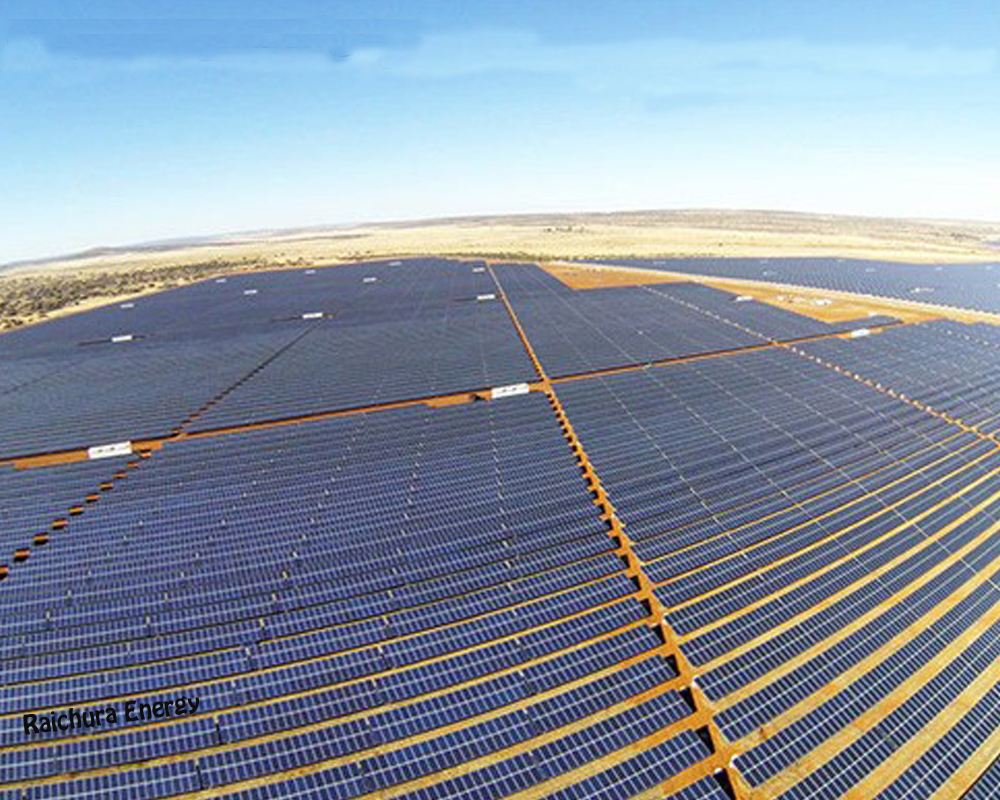 Solar Mega Project